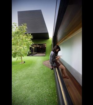 Hill House, ext�rieur N�19/�Andrew Maynard Architects