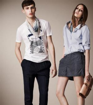 Burberry Prorsum - Collection Resort 2013