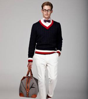 Hackett - Collection printemps-�t� 2012