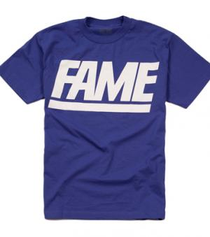 Hall of Fame - Collection printemps-�t� 2012 - Ligne Quick Strikes - Tee-shirt violet