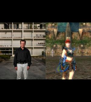 Gamer Vs avatar/ photo N�12