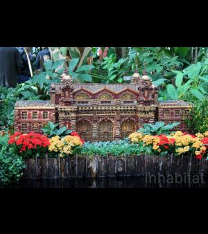 Le petit train du jardin botanique de New York, Photo N°2