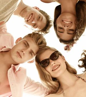 Pull and Bear - Campagne publicitaire pour la collection printemps-�t� 2012
