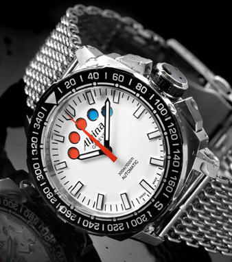 L'Alpina Sailing Yacht Timer Automatique