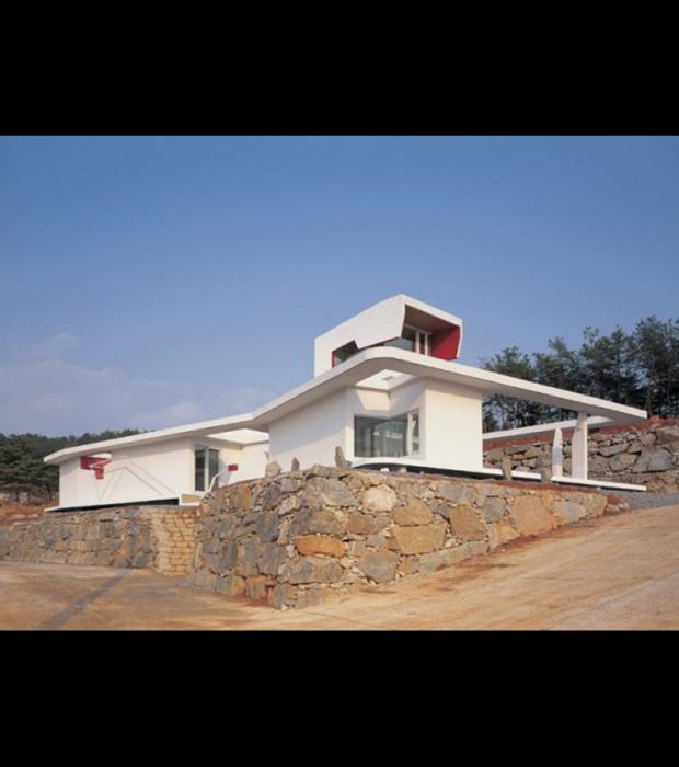 Villa S. Mahal, photo N�1/�Moon Hoon Architecture